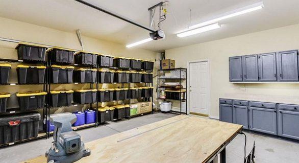 Organised vs Cluttered Garage or Workshop: Best Storage Solutions