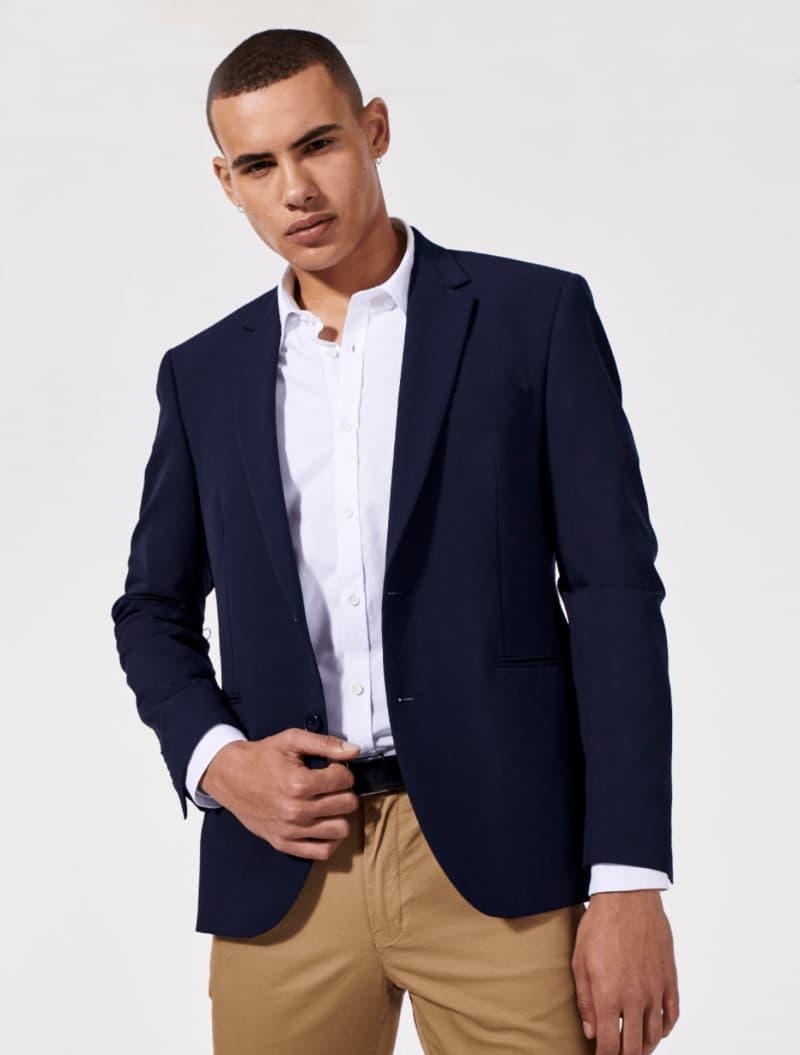 mens corporate blazer