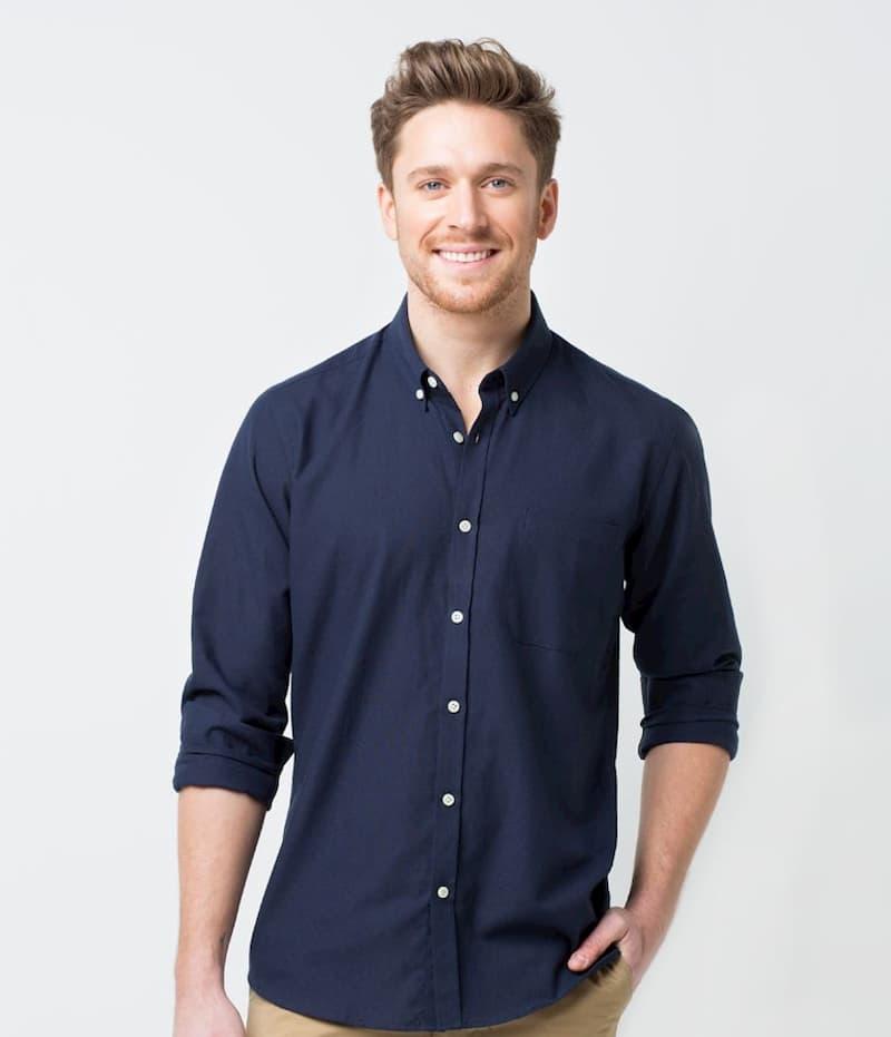 smith oxford shirt
