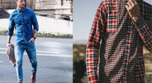 Battle of the Country Wear Fabrics: Denim Vs. Cotton Shirts