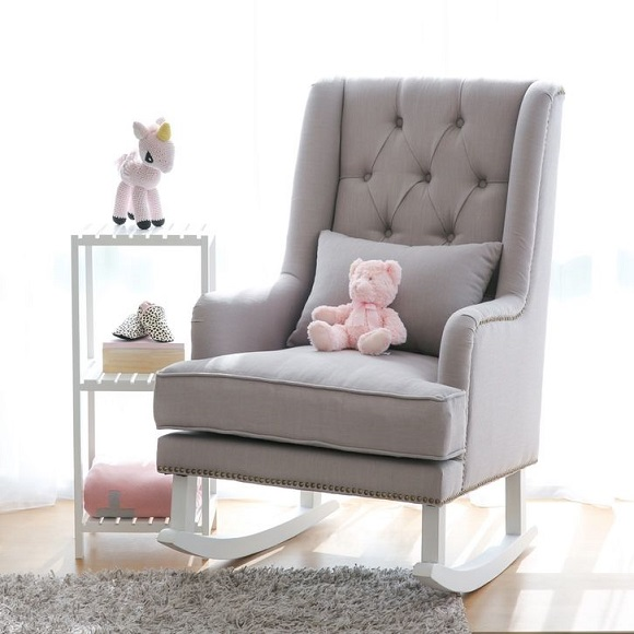 Nursery Seating Options: Rockers vs Gliders