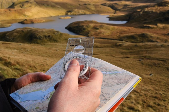 using-compass-in-the-nature