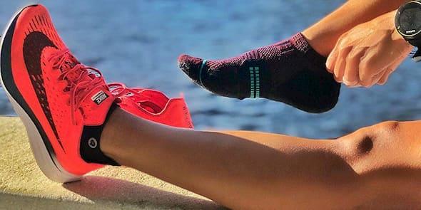 running-socks