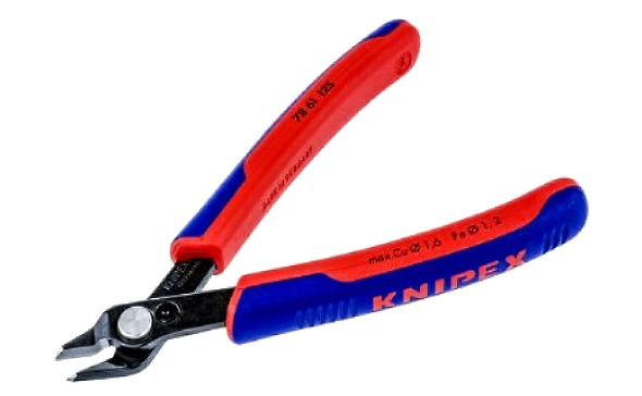 Electronic Super Knips Side Cutter Pliers 78 61 125