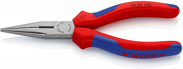 Snipe Nose Side Cutting Radio Pliers 25 02 160