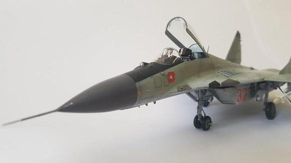 plastic models plane