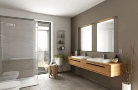Bathroom Vanity Units: Wall Hung vs. Floor Mounted