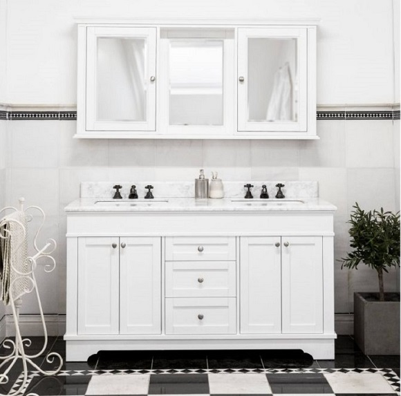 What Is a Floor Mounted Vanity