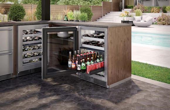 best-outdoor-refrigerators