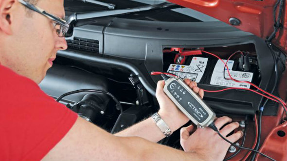 car_photo_car battery charger