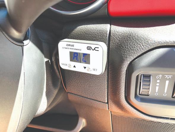 ultimate 9 idrive throttle controller