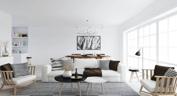 Scandinavian Style: To Decorate or Not to Decorate?