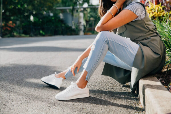Sneakers: Love Them or Hate Them, They're the Ideal Footwear for Women