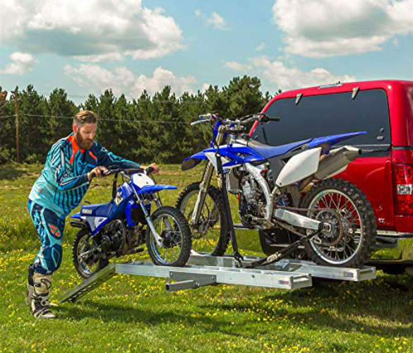 motorcycle carrier rack