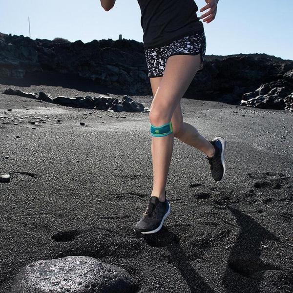 strap knee support brace