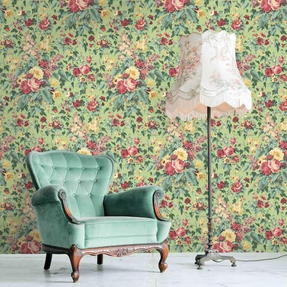 modern_wallpaper_floral