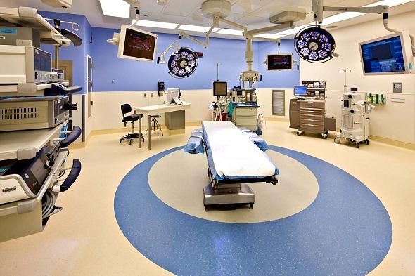 operating room flooring