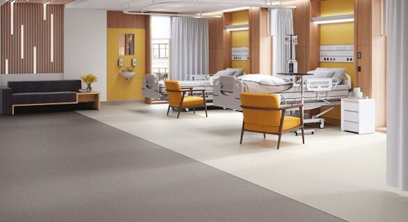 Comparison of Different Hospital Flooring Options
