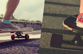 What's the Difference Between Skateboards and Longboards?