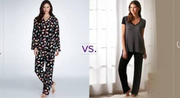 Beyond Comfort: Sleepwear vs. Loungewear