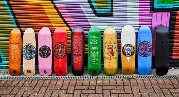 A Comparison Guide: Skateboards vs. Scooters