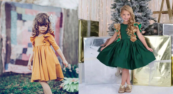 Tips for Dressing Your Baby Girl: Formal vs. Casual Dresses